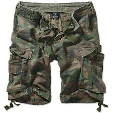 Brandit Vintage Shorts Short Woodland M 100 Baumwolle Männer