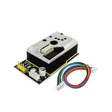 PM 2.5 High Precision Dust Particle Air Detector Sensor Monitor for Arduino