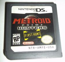Metroid Prime: Hunters - First Hunt -- Demo Edition (Nintendo DS) **CART ONLY**