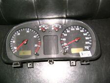 Indicateur combiné VW GOLF 4 1j0920802e groupe Horloge COMPTEUR DE VITESSE