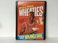 Michael Jordan Wheaties Cereal The Breakfast Of Champions Puzzle VTG