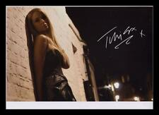 TULISA CONTOSTAVLOS AUTOGRAPHED SIGNED & FRAMED PP POSTER PHOTO