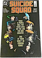 SUICIDE SQUAD#1 VF/NM 1987 DC COMICS