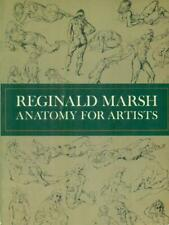 ANATOMY FOR ARTISTS  MARSH REGINALD  DOVER PUBLICATIONS 1970