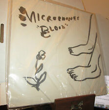 rare of 300 MICROPHONES blood SEALED PRIVATE GRAIL LP Mount Eerie Mirah The Blow