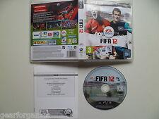 Sony PS3 PlayStation 3 JEU FIFA 12 entièrement testé