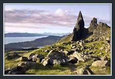 Fairy pools Isle of Skye Scotland 11x14 Matted 8x12 Print Highlands Outlander