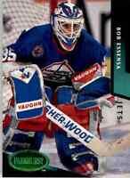 1993-94 Parkhurst Emerald Ice Bob Essensa #234