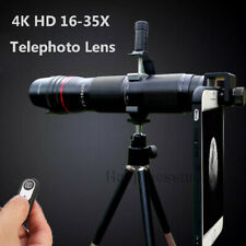 4K HD 16-35X Zoom Telephoto Telescope Phone Camera lens For iPhone 11 Pro Max XS