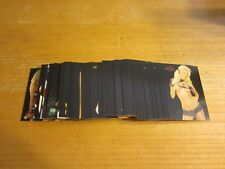 2004 Bench Warmer Series Two Set of 100 Trading Cards No SP's Victoria Silvstedt