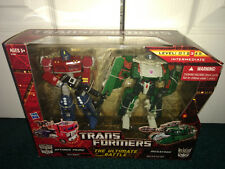 Optimus Prime Megatron The Ultimate Battle Generations Transformers Hasbro MISP!