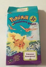 Pokemon Jr. Adventure Game by Milton Bradley - 1999 Edition - 100% Complete!