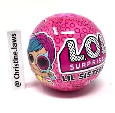 LOL Surprise Lil Sisters EYE SPY SERIES Doll Little Series 4, Wave 2 ~ 1 Ball