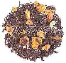 Brandied Apple Loose Leaf Flavored Black Tea - 1/4 lb