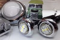 Toylander Land Rover Series 1 1/2 Scale LED indicators sidelights L489 Style x2