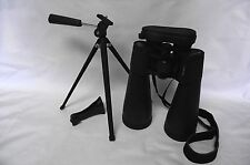 Barska Blackhawk Binoculars 15 x 70 Black Armored Blue Coated