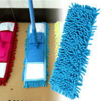 Floor Cleaner Microfiber Chenille Mop Head Extendable Replaceable Mops Top
