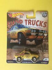 Hot Wheels Car Culture 2018 D Shop Trucks 5/5 60s Ford Econoline Pickup
