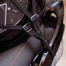 Motorcycle Bicycle Black Tank Cover Buckle Net Sundry Helmet Luggage Mesh New