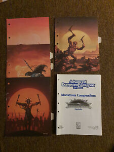 AD&D / Advanced Dungeons&Dragons  MC 12 Dark Sun:Terrors of the Desert  TSR 2405