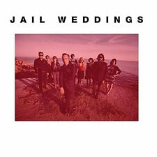 "Jail Weddings - Four Future Standards (2012)  Limited 12"" Red Vinyl  NEW"