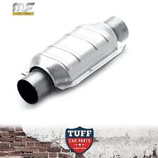 "Magnaflow 2.5"" 200 CPI Metal Core Stainless Steel Cat Catalytic Converter Oval"