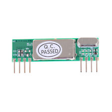 1Pc RXB6 433Mhz Superheterodyne Wireless Receiver Module for Arduino/ARM TK L lq