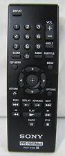 Sony RMT-D195 Portable DVD Player Remote DVPFX750, DVPFX94, DVPFX950, DVPFX96
