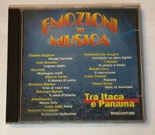 CD Tra Itaca e Panama Emozioni in Musica
