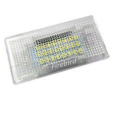 CANBUS white LED luggage compartment lamp lights for BMW E36 E38 E39 E46 E60 E65