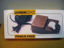 Ho Bachmann Dc Power Pack New In Box
