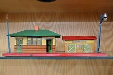 American Flyer Pre-War 237 Station Set in Very Good (C6) Condition - Type V