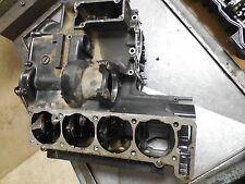 kawasaki zl1000 eliminator 1000 main engine center cases crankcase block 87 1987