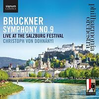 Philharmonia Orchestra - Bruckner: Symphony No. 9 in D Minor, WAB109 [CD]