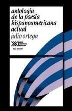 Antologia De LA Poesia Hispanoamericana Actual (La Creacin literaria)