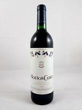 1993 Chateau Mouton Cadet Rothschild ++ Wein Rarität ++ 0,75 L rar