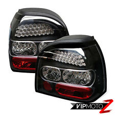 [MK3 FAN ALERT] Volkswagen 92-98 Golf TDI GTI Black LED Brake Signal Tail Lights