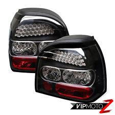 [MK3 FAN ALERT] Volkswagen 92-98 Golf TDI GTI Black LED Brake Signal Tail Lights