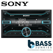 Sony WX-920BT Bluetooth CD MP3 USB AUX 4x50W Double Din Car Stereo Radio Player