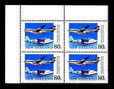 NEW ZEALAND - NUOVA ZELANDA - 1990 - 50° della Compagnia aerea nazionale - (A)