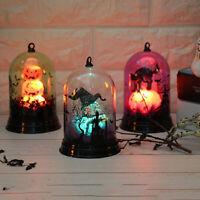 citrouille lampion balle conduit décoration d'halloween la pendaison lanterne