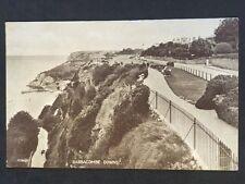 Vintage Postcard - Devon #A1 - RP Babbacombe Downs - 1927 Wrenn