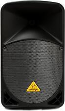 New Behringer Eurolive B112W 1000w Active Bi-Amped Bluetooth Speaker Make Offer