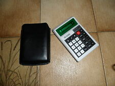 Taschenrechner Calculator AGS 15 Mallory leichter fehler sammlerstueck RAR