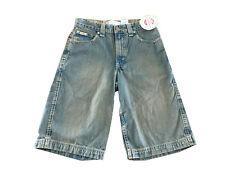 SALE Levis Strauss Signature Boys Bermuda Shorts Size 14R Denim 100% Cotton