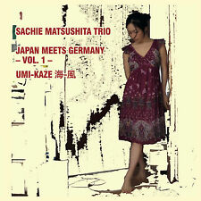 Sachie Matsushita trio Japon meets GERMANY vol. 1/umi le vent se CD NEUF/JAZZ
