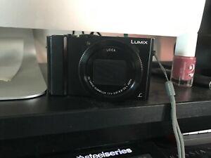 Cámara digital compacta Panasonic Lumix LX15 - Lente LEICA f1.4-2.8