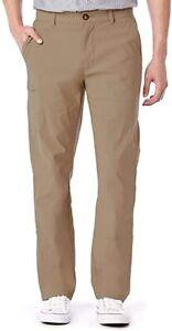 UNIONBAY Men's UB Tech Flex Waist Travel Chino Pants