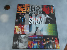 Diana Scrimgeour U2 Show Book Original Unseen Photography Graphics Rock Music