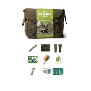 The Original Outdoor Den Kit - Slick, Cool and Easy-to-assemble Outdoor Den Kit